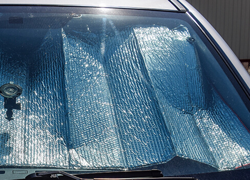 Lowering Heat Damage to your car